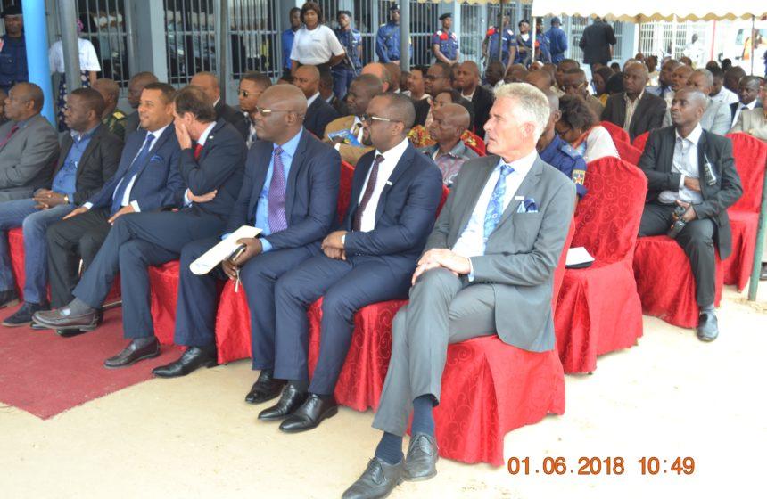 Lancement officiel de l'agence de KISANGANI