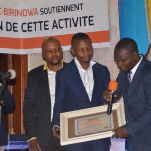 SMICO a reçu le trophée de l'Excellence du GRAND KIVU
