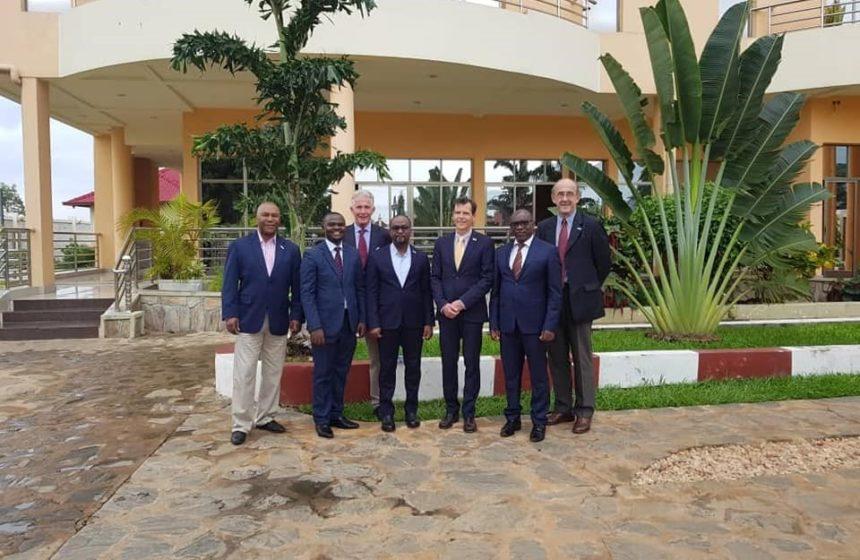 Visite des membres du Conseil d'administration dans nos agences d'Uvira, Bukavu, Kalemie et Goma