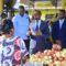 Visite du DG de la SMICO aux différents membres des groupes solidaires PAMOJA