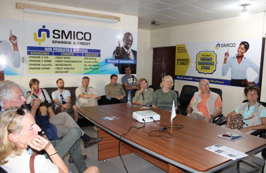 Visite d'une délégation d'hommes et de femmes d'affaires Belge chez SMICO