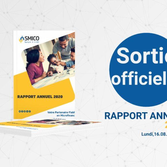 Rapport Annuel 2020 – Sortie officielle.